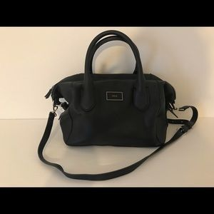Handbags - Mango black handbag